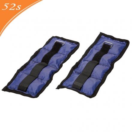 52s 健美手腕/綁腿沙包(2 PCS) HSC-1100。磅數 2LB