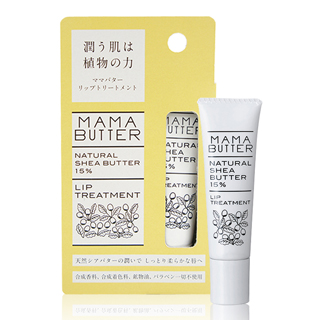 【MAMA_BUTTER】護唇膏
