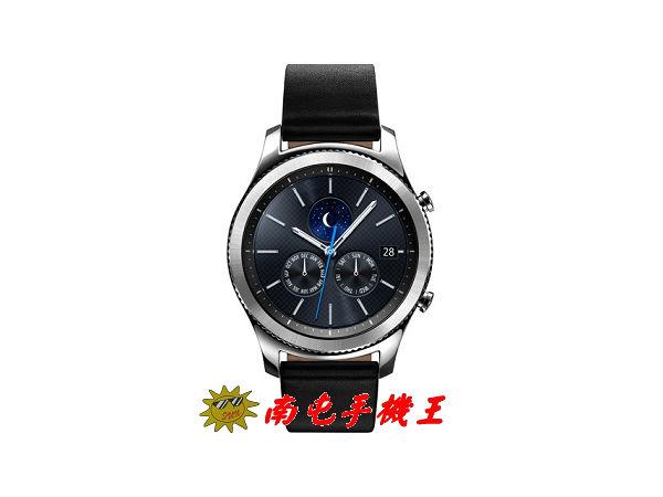 +南屯手機王+ SAMSUNG Gear S3 Classic 品味家版本 【宅配免運費】(預購中)
