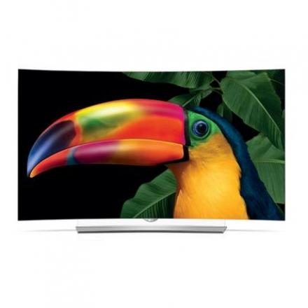 樂金LG 55吋 4K OLED智慧型液晶電視 55EG965T /創新曲面螢幕