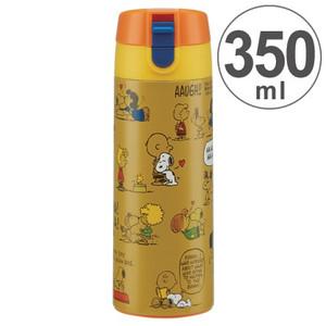 【安琪兒】SNOOPY不鏽鋼保溫瓶350ml