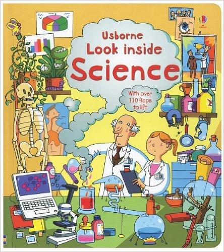 英國 Usborne 翻翻書 look inside Science 探索科學 *夏日微風*