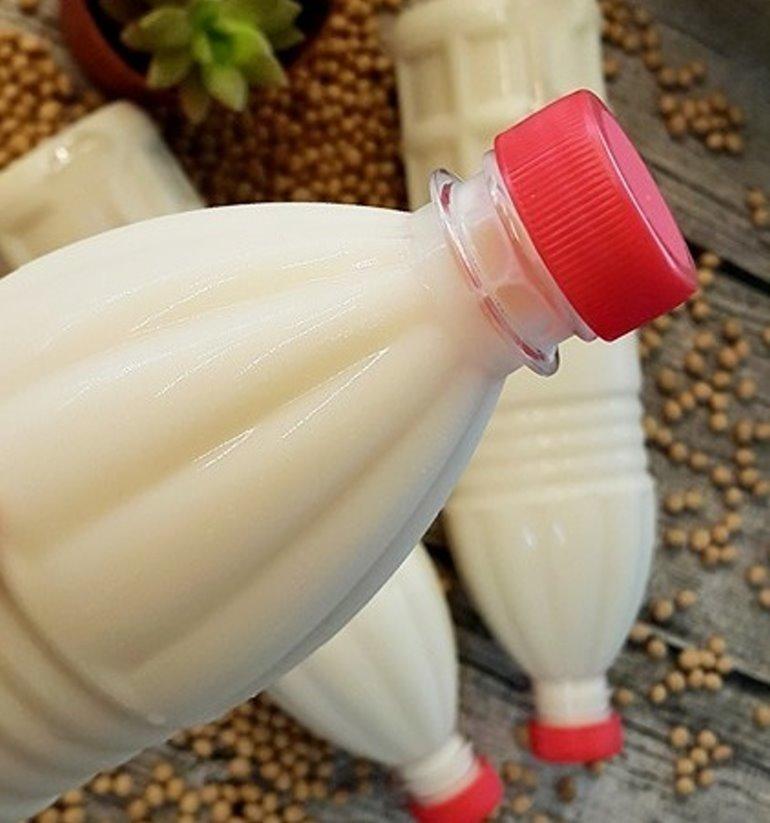 (豆腐花) 無添加 非基改 原味豆漿(750cc) 單瓶入