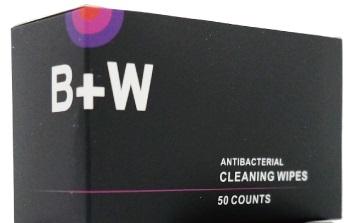 【新博攝影】B+W 光學專用濕式拭鏡紙
