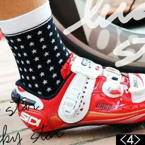 美麗大街【104110713】日韓流行舒適好穿中筒襪 運動襪 單車襪 五款可選