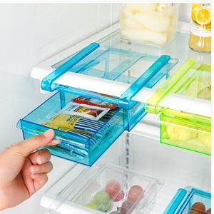 美麗大街【BF010E4E856】冰箱保鮮隔板多用收納架