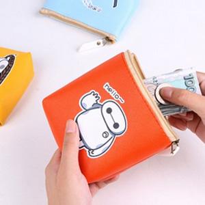 美麗大街【BF108E7】可愛杯麵零錢包手拿小錢包