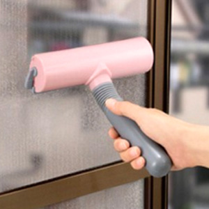 美麗大街【BF551E23E856】紗窗清潔刷 窗戶玻璃清潔器除塵刷
