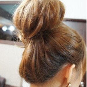美麗大街【BFG19E2E6】美髮造型必備包子頭髮束盤髮器