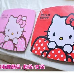 美麗大街【S101101408】HELLO KITTY蝴蝶結方形摺疊桌