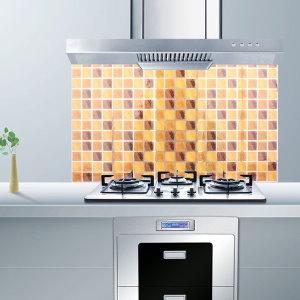 美麗大街【BFM10E3E14】廚房瓷磚防油貼紙 壁貼壁紙