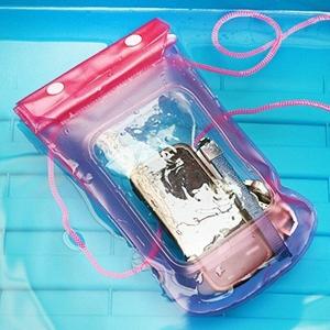 美麗大街【BFN01E1E4】 SAFEBET手機相機防水袋