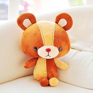 美麗大街【10312090301】Truffe熊 發條熊18吋公仔玩偶
