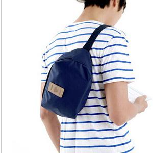 美麗大街【BFD06E1E3EK91】多功能戶外運動旅行跑步便攜透氣腰包斜背包挎包(大號)