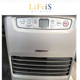 當代美學 DAINICHI 【FW-2516S】煤油電暖爐 4-9坪 3.5L油桶 省電 二段加油提醒 東北季風 冷氣團 寒流
