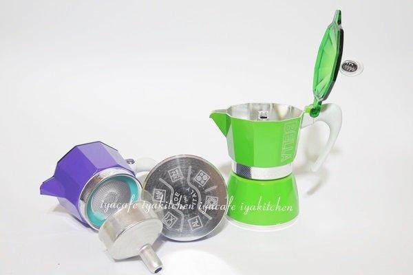 《愛鴨咖啡》G.A.T. BELLA 摩卡壺 3杯份 濃縮咖啡壺 義式摩卡壺