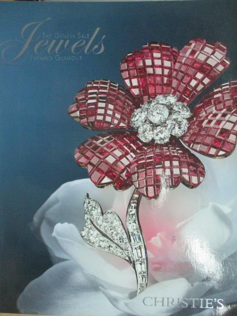 【書寶二手書T1/收藏_YHN】Christie's_2008/5/14_Jewels:The Geneva sale