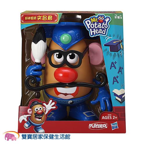 Playskool兒樂寶 文昌君 好神蛋頭 好神公仔