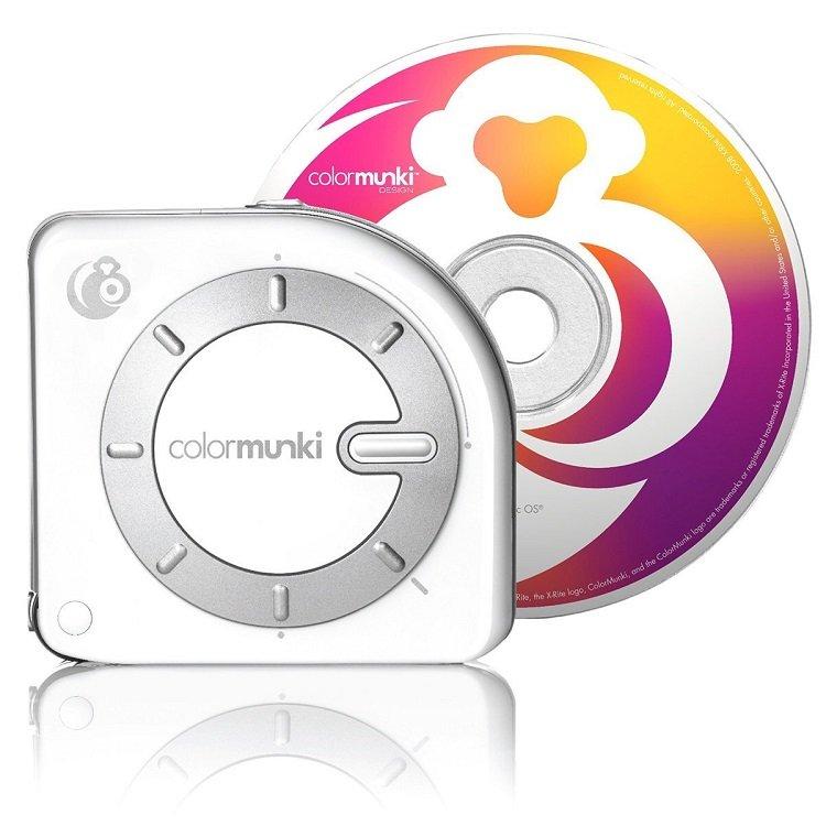 ::bonJOIE:: 美國進口 Pantone ColorMunki Design 多功能色彩校正組合 (全新盒裝) 顏色 色彩 管理 校正 校對 攝影 X-Rite Color Munki