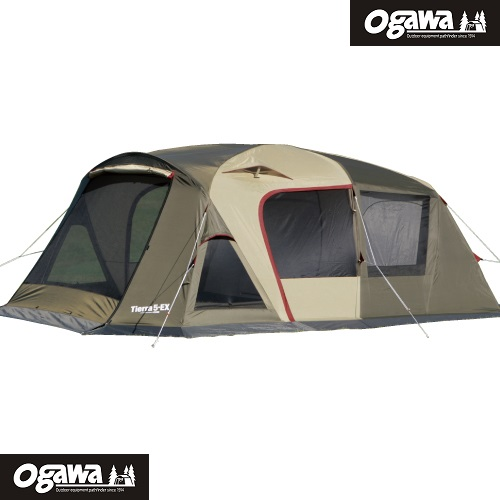 Tierra5-EX Excellent Ogawa帳篷 小川帳篷 一房一廳帳