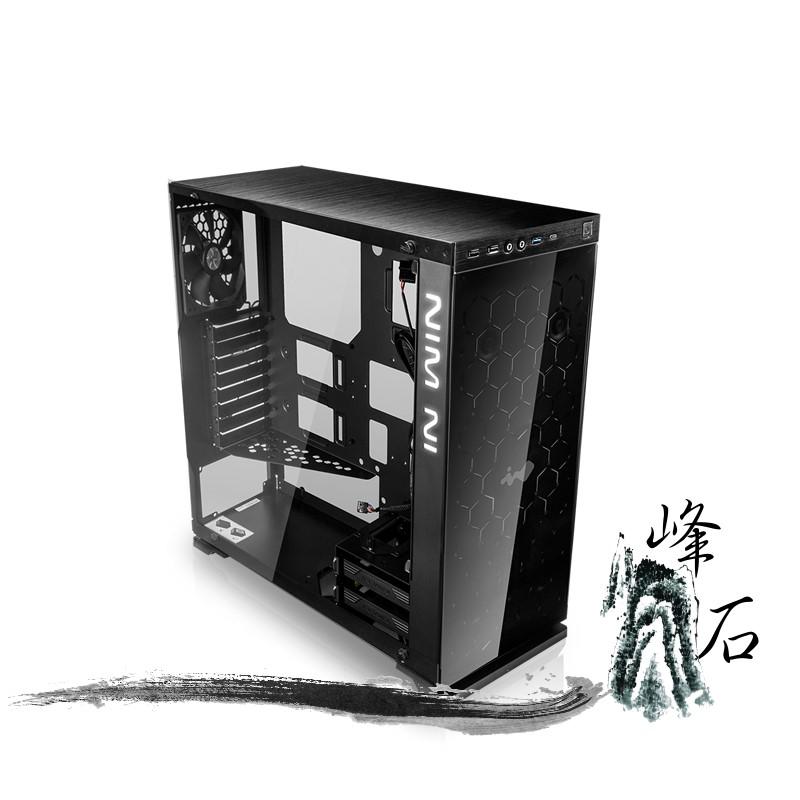 樂天限時優惠! 迎廣 IN WIN 805 豪華版 (USB3.0) 黑色 電腦機殼