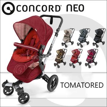 ✿蟲寶寶✿德國【CONCORD】頂級 NEO兒童手推車 送雨罩/遮陽罩《現+預》