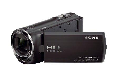 美國Sony HDR-CX220 1080p 890萬畫素 數位攝影機DV 錄影機 英文版 全新盒裝