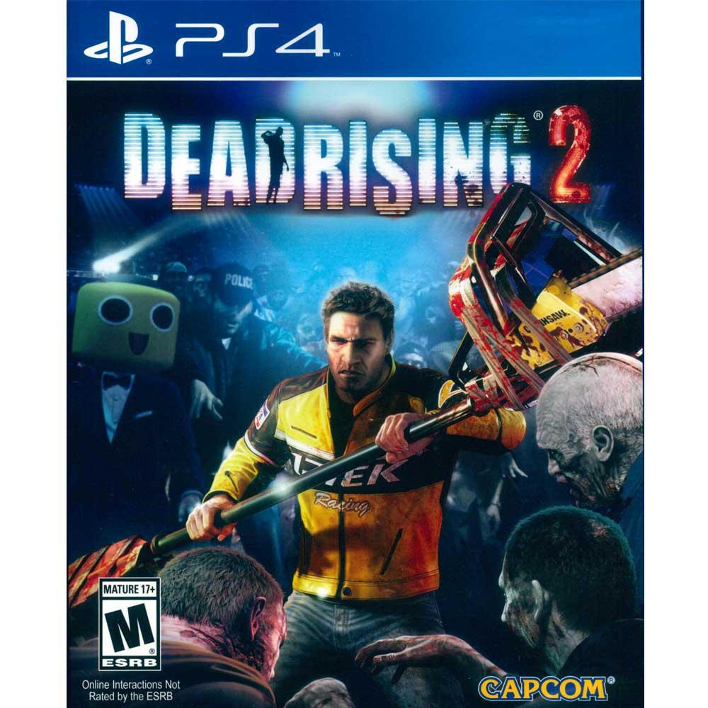 PS4 死亡復甦 2 英日文美版 Dead Rising 2 (含所有服裝DLC)
