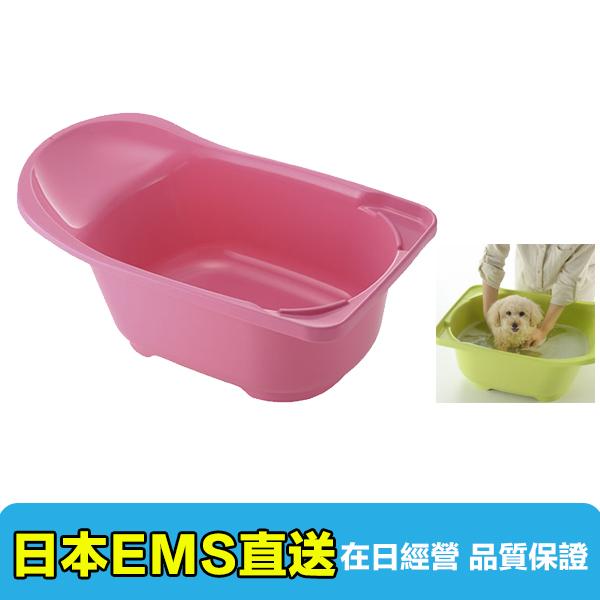 【海洋傳奇】日本Rechell 大型寵物洗澡盆 (粉) 狗 貓 澡盆 洗澡 寵物