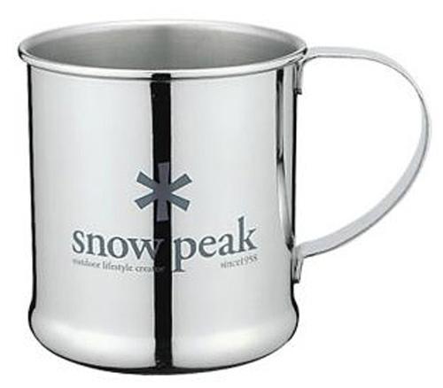 【鄉野情戶外專業】 Snow Peak |日本|  Stainless Steel Cup 不鏽鋼單層杯 _E-010R
