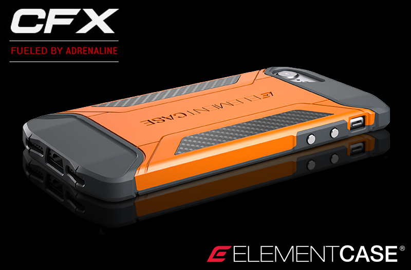 ☆EXPC☆ 公司貨 美國 Element Case CFX iPhone 7 & 7 Plus 保護殼 手機殼