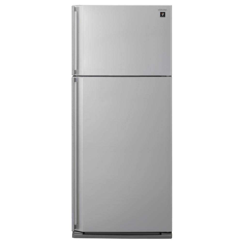 來電挑戰最優惠價 SHARP   SJ-SC54V-SL 夏4普 541公升雙門環保冰箱  ※ 熱線02-2847-6777