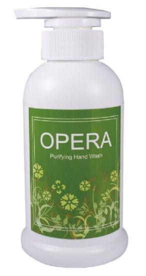 【淘氣寶寶】OPERA 天然草本抗菌洗手乳 250ml