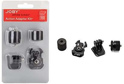 JOBY Action Adapter Kit  可變式接座組〔立福公司貨〕  AS1