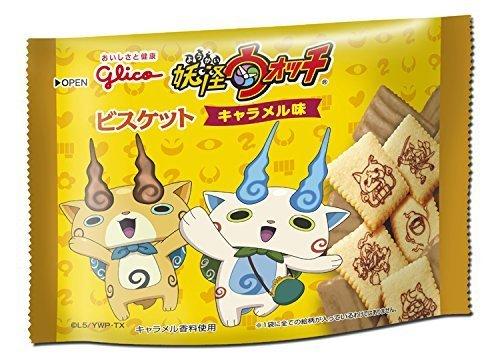 固力果妖怪口袋餅-焦糖69g