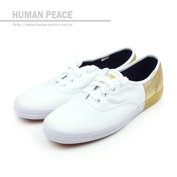 Keds 帆布鞋 白 女款 no142