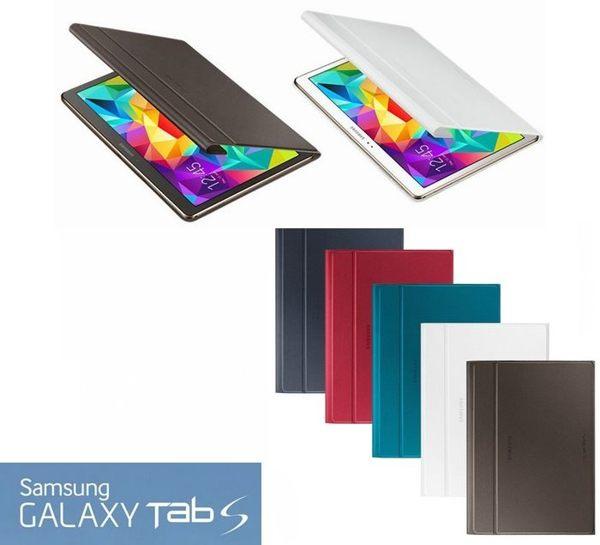 三星 Galaxy【Tab S 10.5吋 LTE 平板 原廠皮套】T800、T805 原廠書本式皮套(可立式) 盒裝原廠盒裝公司貨