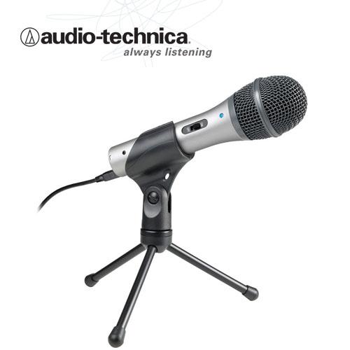 鐵三角 Audio-Technica ATR2100 USB  ( atr-2100) 指向性 立體聲收音麥克風 (公司貨)