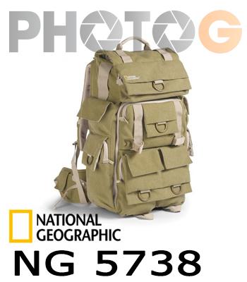 National Geographic 國家地理頻道 探險家系列 NG 5738 肩背相機包