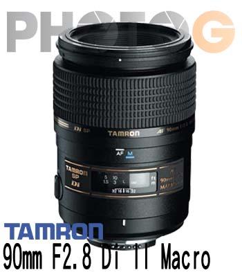 Tamron 騰龍( 272E ) SP AF 90mm F2.8 Di Macro 中望遠微距鏡頭(三年保固;俊毅公司貨)【 pentax 、nikon