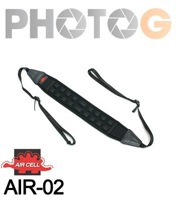 韓國 Aircell  AIR-02 5.5cm 顆粒舒壓相機背帶 氣墊式結構 air02