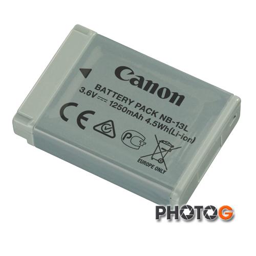 "Canon NB-13L nb13l 原廠鋰電池 適用(G7X ) Canon 原裝 彩虹公司貨 SX620 HS、G7 X Mark II、SX720 HS、G9 X、G5 X、G7 X ""現貨供應"""