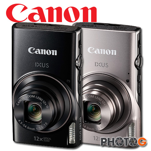 【現貨】Canon IXUS 285 HS  【送16G+清潔組 】輕便 隨身機 12倍光學變焦 (彩虹公司貨)