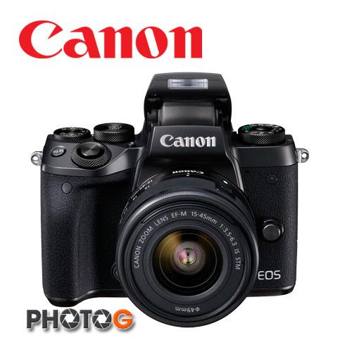 【首購送32G卡+原廠電池】Canon EOS   M5  m5 單機身 不含鏡頭  翻轉螢幕  彩虹公司貨 eosm