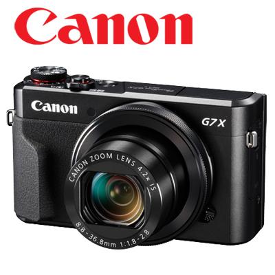 【送32G+清保組】 Canon PowerShot G7X Mark II  g7x II   類單眼 專業隨身機 彩虹公司貨  wifi