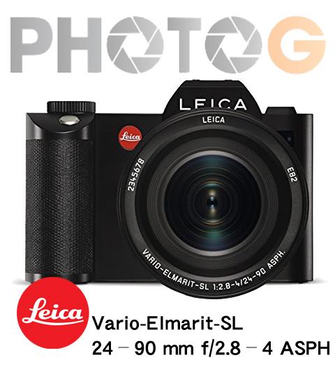LEICA  leica SL (Typ 601) + Vario-Elmarit-SL 24–90 mm f/2.8–4 ASPH.  廣角變焦鏡頭【興華拓展公司貨】