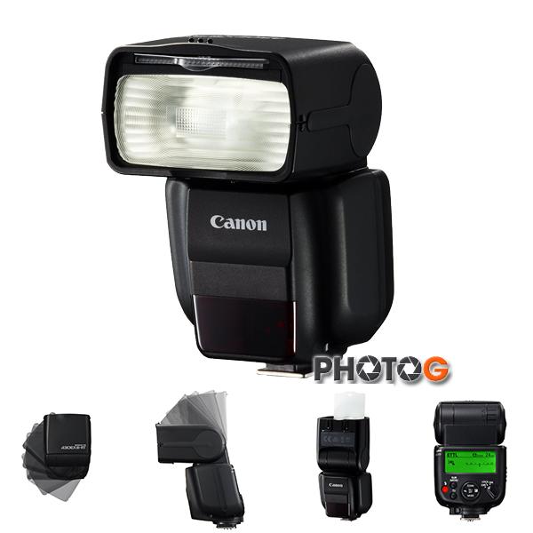 【送柔光罩】Canon Speedlite 430EX III-RT 原廠 閃光燈 430 ex iii rt 第三代 (彩虹公司貨)