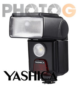雅西卡 YASHICA YS7100 Flash 閃光燈 全新金屬接腳 for Nikon i-TTL Canon E-TTL