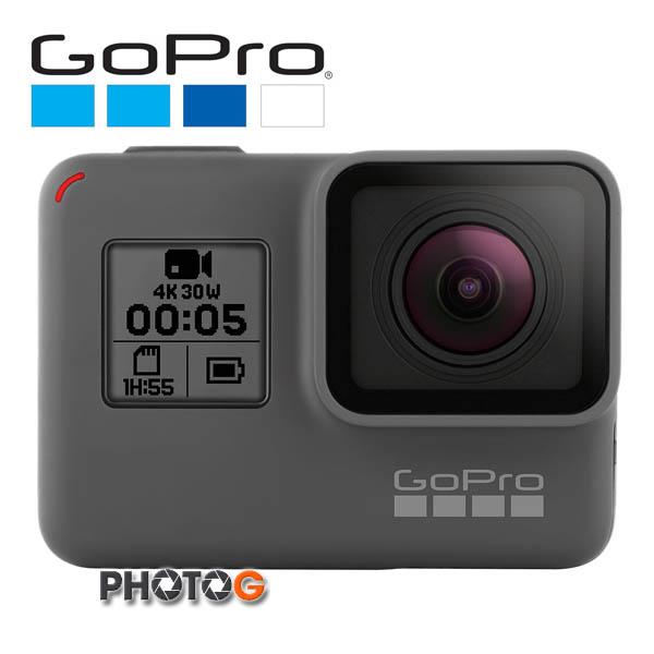 GoPro HERO 5 BLACK 黑色 極限運動攝影機【台閔公司貨】 CHDHX-501 hero5,Hero4 Hero3 後繼