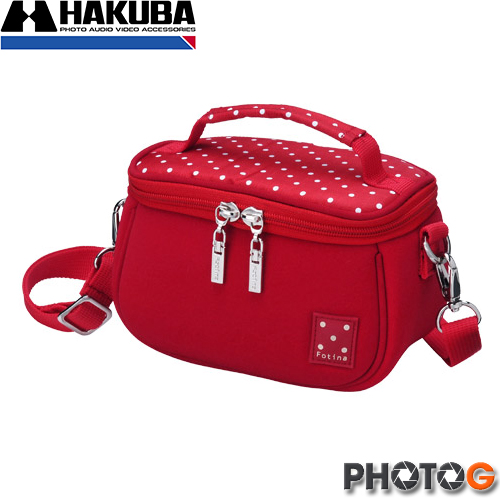 HAKUBA FOTINA DEUX MOVIE BAG S Red 紅色 HA28130VT